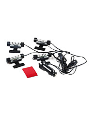 Automotive LED Atmosphere Lights Decorative Lights Durable, Waterproof Shockproof Temperature