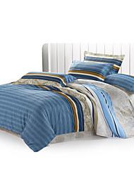 Full Cotton 4PC Duvet Covers Set Pattern