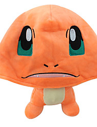 Hat/Cap Inspired by Pocket Monster Ash Ketchum Anime Cosplay Accessories Hat / Figure Orange Corduroy Male / Female