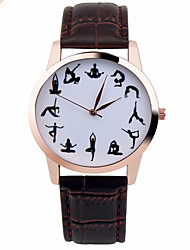Fashion Women's Watch Yoga Sprot Watches Analog Quartz Wrist Watches