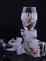 Тостов свободный(Бессвинцовое стекло) -Не персонализированные-Пляж Сад Азия Цветы Бабочки Классика Сказки