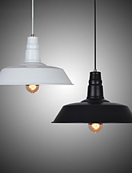 Ceiling Light,Dinning Room/Living Room/Bedroom Chandelier, Black And White