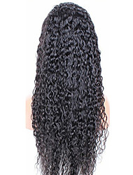 "2015 Hot selling In stock Pretty Afro kinky curl Glueless Cap 10""-32"" Brazilian human hair Wig"