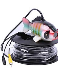 Системы видеонаблюдения 1000tvl безопасности СИД 20 метров 2pcs массив подводная рыбалка видеокамера рыбообнаружитель