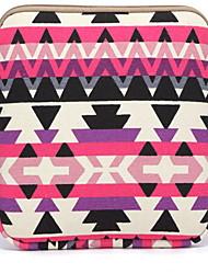 Pour Antichoc Coque Bolsa Coque Forme Géométrique Flexible Tissu Apple iPad Air