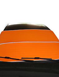 epe Baumwolle Sonne Isolierung Anti-UV-Autosonnenschutz 95 * 200cm