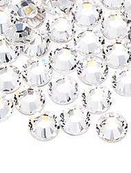 прозрачный белый алмаз Мировой торговый центр плоский сверла поделки паста бурения аксессуары невесты маникюр сверла