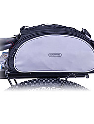 ROSWHEEL® Bike Bag 13LBike Trunk Bags Wearable Bicycle Bag 600D Polyester Cycle Bag Cycling/Bike L40*H16*W21CM
