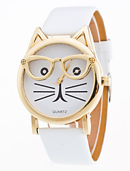 New Arrival Foreign Trade Popular Lovely Cat Fashion Watch