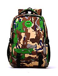 25 L sac à dos Camping & Randonnée Escalade Sport de détente Etanche Résistant à la poussière Multifonctionnel Respirable