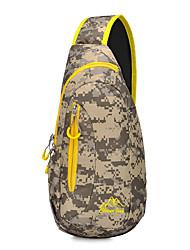 Mochilas de Escalada Bolsa de Ombro Bolsa Transversal para Esportes de Lazer Bolsas para Esporte Multifuncional Bolsa de Corrida 5L