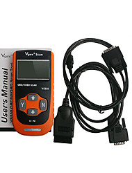 Vs550 Obdii Code Reader Vgate Scantool Car Testing Instruments And Tools