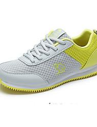 Кроссовки для ходьбы Жен. Противозаносный Anti-Shake На открытом воздухе Дышащая сетка Полиэстер Катание вне трассы