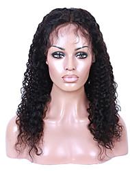 evawigs cabelo Vrigin brasileira 10-26inch perucas 100% cabelo humano excêntricas do cabelo humano perucas cheias do laço curvas para as
