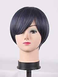 Hot Sale Short Straight Black Color BOBO Wigs