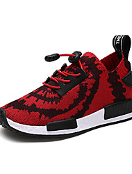 Boys' Shoes Athletic / Casual Sneakers / Spring / Summer / Fall / Winter Comfort / Gore /Blue / Red / Black