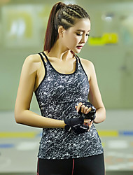 Yoga Tops Breathable / Soft Stretchy Sports Wear Yoga / Pilates / Running Women's