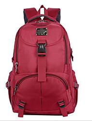 Women PU Formal Travel Bag Red / Black