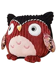 Black Owl Pat Lamp NightLight Battery Infant Sleep NightLight
