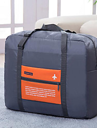 Unisexe Nylon Extérieur Sac de Voyage Bleu / Vert / Orange / Rouge