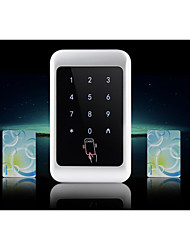 Metal Control Integrated Machine Card Password IDIC Card Waterproof Outdoor Access Stainless Steel Control Machine