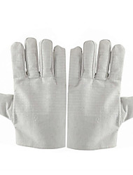 Double Full Canvas Gloves Labor Protection Welding Protective Gloves Resistant Cotton Thickening