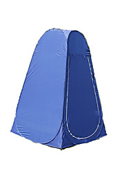 1 person Tent Shelter & Tarp Single Changing Dressing Room Tent One Room Camping Tent <1000mmMoistureproof/Moisture Permeability