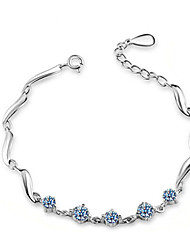 alliage bracelet bracelets de la chaîne de mariage / jour / 1pc occasionnel