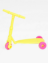 Three Little Confused Scooter General Kelly Toy Accessories