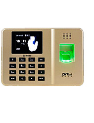 JC608S Fingerprint Attendance Machine Punch Card Machine Free Software Installation