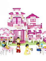 Игрушки Для мальчиков Строительные блоки Блоки / ABS Радужный