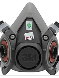 3M 620P Gas mask / anti chemical / spray / paint / formaldehyde / special mask 7 pieces