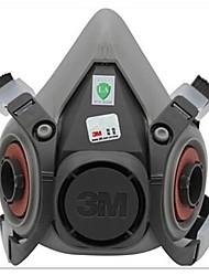3m máscara de gás 620P / anti química / pulverizador / pintura / formaldeído / máscara especial 7 peças