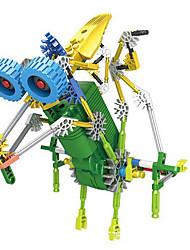 Ли Цзи loz3018 накапливая машина маленький глаз животное наука серии электрическая пластиковая игрушка строительные блоки головоломки