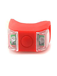 Bike Lights Rear Bike Light LED Cycling Waterproof Cell Batteries Lumens Battery Cycling/Bike
