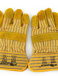 Half Leather Gloves Dedicated Coal Mine Special Gloves Wear Non-Slip Thickening