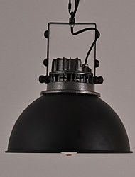 Single Head Amercian Countryside Metal Industrial Personality Pendant Lamp for the House Decorate Pendant Light