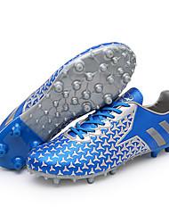Fußball Damen / Herren / Unisex Schuhe Kunststoff Blau / Grün / Rot / Gold / Königsblau