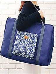 Damen PU Formell Kosmetik Tasche Blau / Orange / Rot