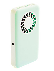 Carregador USB mini-condicionador de ar pequeno ventilador elétrico pequeno aparelho elétrico