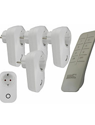 BSDE-CE185 Smart EU Regulation Wireless Remote Control Socket Wifi Mobile Remote Control