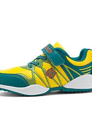 Boy's Sneakers Spring / Summer / Fall / Winter Comfort PU Outdoor / Athletic / Casual Flat Heel Hook & Loop Blue