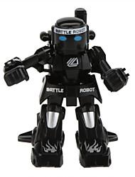 Happycow Robots Zwart Fade / Ivoor / Zilver / Bruin Robot Radio control Engels