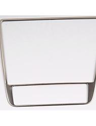 Patch décoratif console centrale modifiée boîte de rangement boîte à gants fournitures automobiles