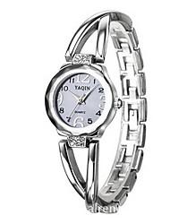 Women's Bracelet Watch Quartz Japanese Quartz Casual Watch Alloy Band Silver Gold Brand