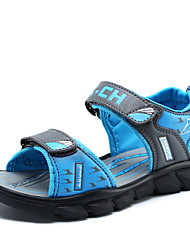 Boy's Sandals Summer Faux Leather Outdoor Casual Others Blue Royal Blue