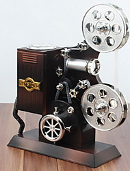 Film Projector Creative Furnishing Articles To Receive A Music Box