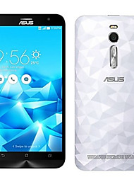 "ZenFone2 Deluxe (ZE551ML) 5.5 "" Android 5.0 Celular 4G (Chip Duplo Quad núcleo 13 MP 4GB + 32 GB Branco / Azul)"