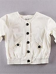 Boy's Cotton Jacket & Coat,Spring Solid