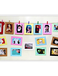 DIY Picture Frames Rectangular,Paper 1piece Small